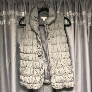 Coldwater Creek Puffy Vest
